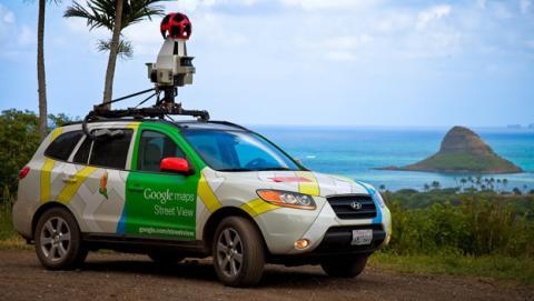 Google anuncia mejoras para su servicio Street View