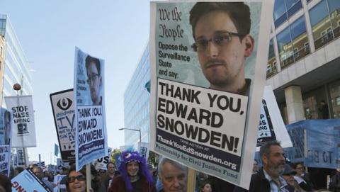 El hackeo a la NSA es real, según los documentos de Snowden