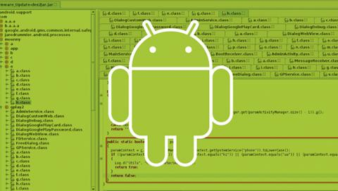 Marcher Malware Android