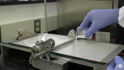 Envasado a base de leche