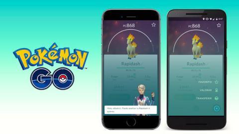 Valoración Pokémon
