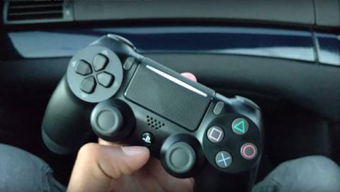 Nuevo mando de la PS4 Slim