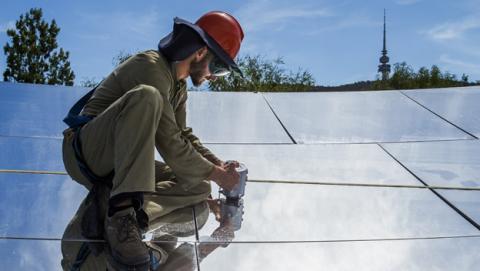 Científicos de la ANU baten un nuevo récord en eficiencia térmica
