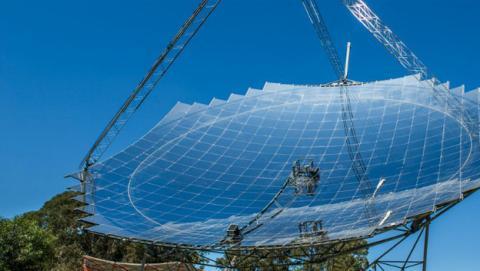 Baten un nuevo récord de eficiencia en un concentrador solar