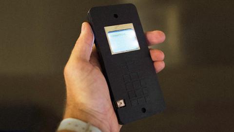 Smartphone que se autoemsambla