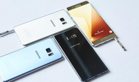 Las mejores características del Samsung Galaxy Note 7