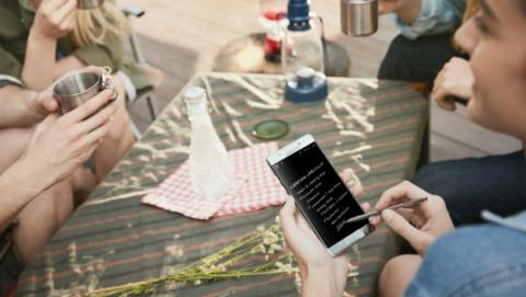 Las 7 características del Galaxy Note 7 que más nos gustan