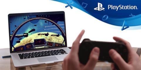 Usa el mando de PS4 en PC con el adaptador inalámbrico USB Dualshock 4