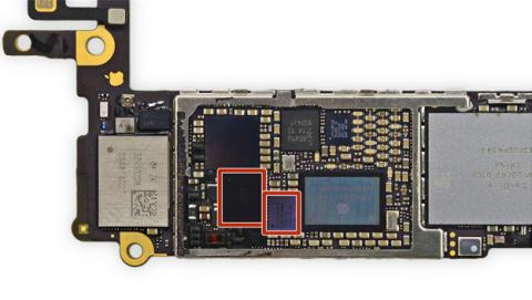 Problemas de diseño afectan a la pantalla táctil de iPhone
