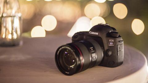 Canon EOS 5D Mark IV, calidad profesional y vídeo 4K