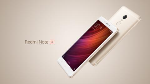 Camara Redmi Note 4