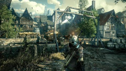 La saga The Witcher de oferta en Steam