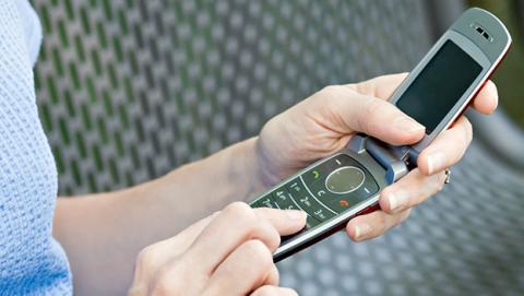 Nuevo flip phone de Samsung
