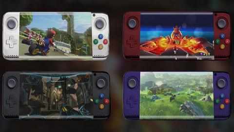 Mandos de Nintendo NX