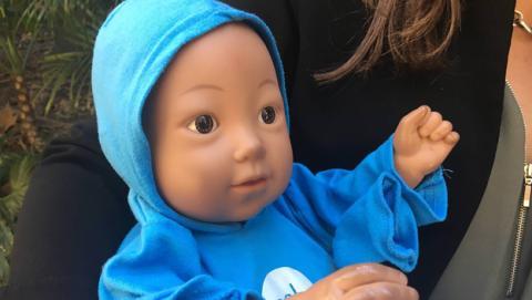 Robots para adolescentes fracasan en su misión de prevenir embarazos