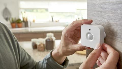 Las bombillas Philips Hue ahora con sensor de movimiento