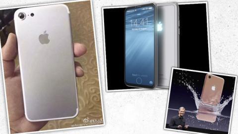 Filtradas las características del iPhone 7 y iPhone 7 Plus