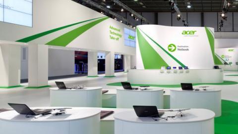 Acer presenta su gama Spin y un Chromebook convertible