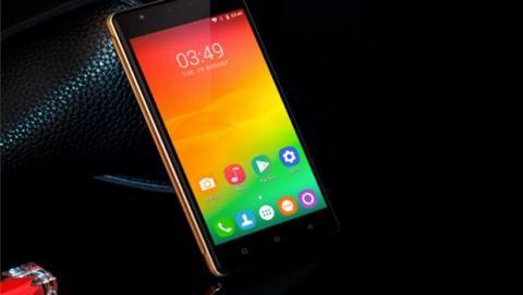 La gran baza del Oukitel C4 es ofrecer un smartphone de 59,99 dólares