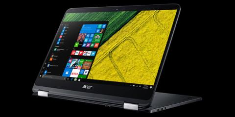Acer Spin 7 convertible