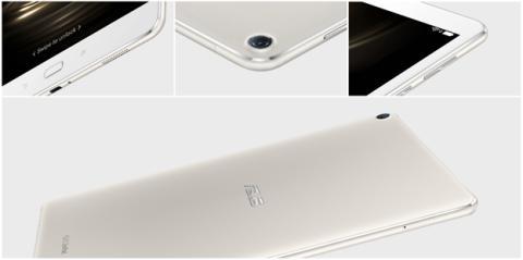 Asus presenta una nueva tablet de alta gama