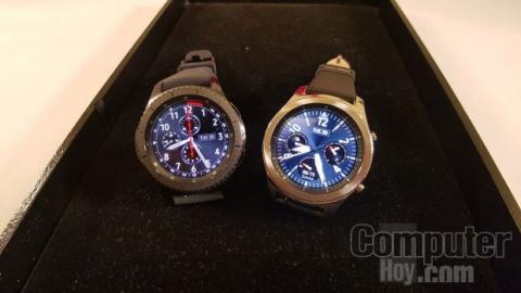 Samsung Gear S3 precio