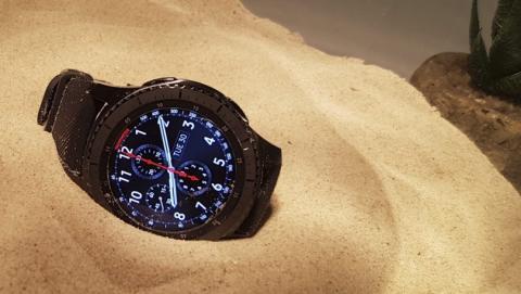 Samsung presenta el nuevo gear S3