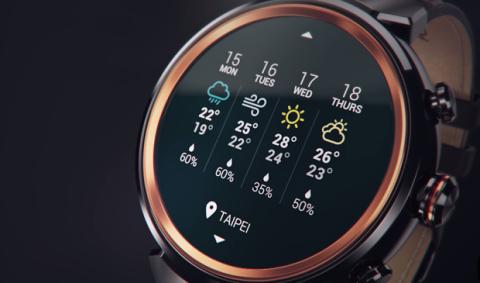 Asus presenta el nuevo ZenWatch 3 en IFA 2016