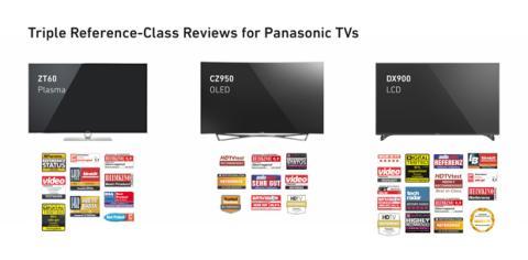 Panasonic compromiso con la calidad de imagen TV