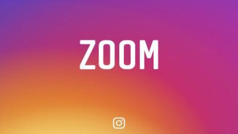 Instagram introduce la funcionalidad de zoom