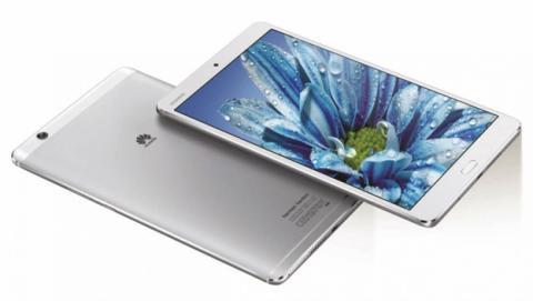 Huawei presenta su tablet MediaPad M3 en IFA 2016