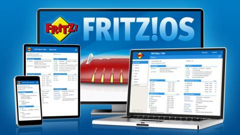 MyFRITZ!App y el sistema FRITZ!OS inteligente se renuevan