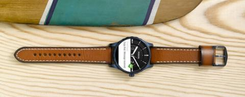 Media box Ultra HD 4K y smartwatches Fossil con tecnología Qualcomm