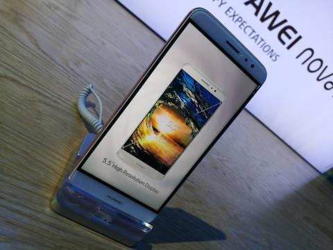 Huawei Nova Nova Plus MediaPad M3 primeras impresiones