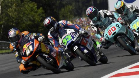 MotoGP: Gran Premio de Gran Bretaña de GP en Silverstone