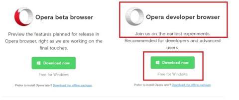 Cómo navegar de forma anónima con el navegador Opera