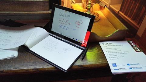 Primeras impresiones y toma de contacto con el Lenovo Yoga Book