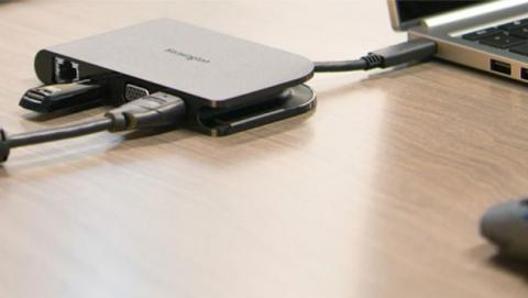 Kensington SD1500 es el replicador móvil de puertos ideal para acompañar a tu portátil .