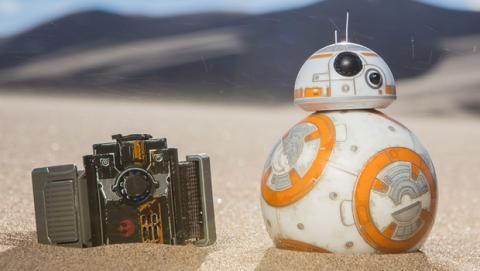 Controla a BB-8 de Sphero usando la Fuerza con Force Band