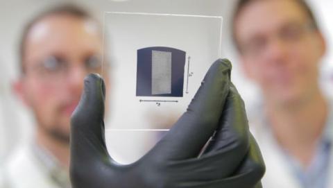 Transistor de nanotubos de carbono