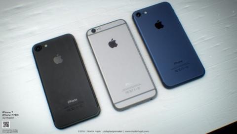 Keynote de Apple: los nuevos iPhone 7 y 7 Plus no vendrán solos
