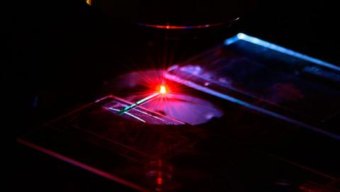 laser sangre cancer