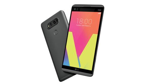 Diseño LG V20