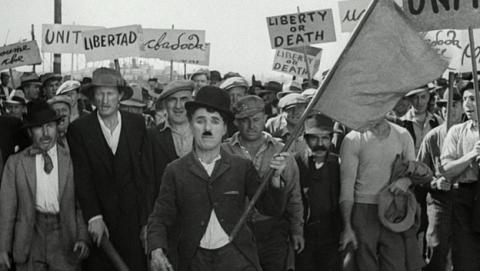 El drama y las reivindicaciones sociales, Charles Chaplin