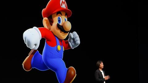 Super Mario Run para iPhone