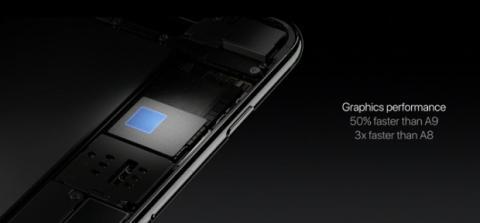 Nuevo procesador del iPhone 7