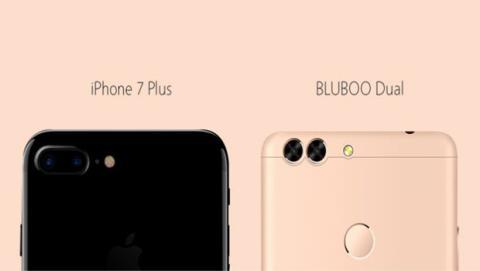 Con el sistema de procesado de imagen exclusiva de Bluboo, la imagen obtenida mejora el nivel de detalle y realismo de los colores.