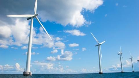 Hitachi lanza turbinas para viento suave