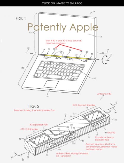 patente macbook lte