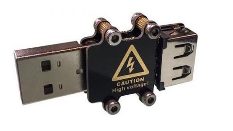 Sale a la venta USB Killer 2.0, el pendrive que electrocuta PCs